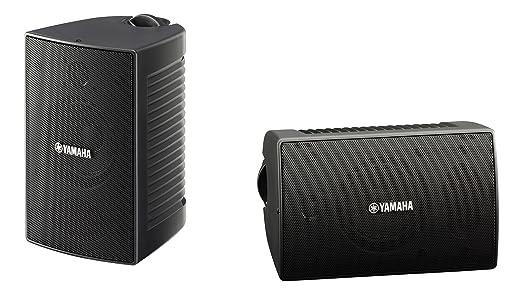 Yamaha NS-AW194 - Altavoces de exterior (2 canales, resistente al agua, 8 ohms, 85 dB), color blanco: Amazon.es: Electrónica