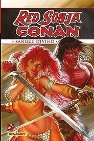 Red Sonja Conan. Sangue Divino