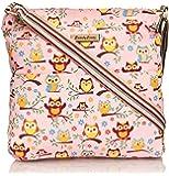 SWANKYSWANS Girls Ruby Tree Owl Crossbody Bag