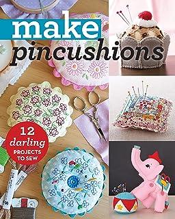 Pincushions /& More  Unique Quilting  Patternbook  Annie/'s