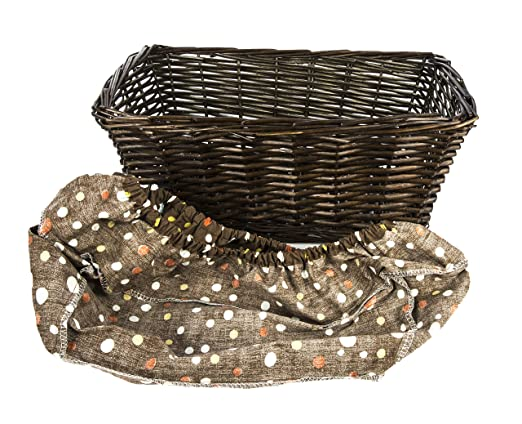 Amazon.com : Maven Gifts: Lambs And Ivy S.S. Noah Hamper With S.S. Noah Basket With Liner - Durable Construction - Complete Any Laundry Room : Baby