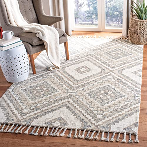 Safavieh Aspen Collection APN250E Handmade Wool Area Rug