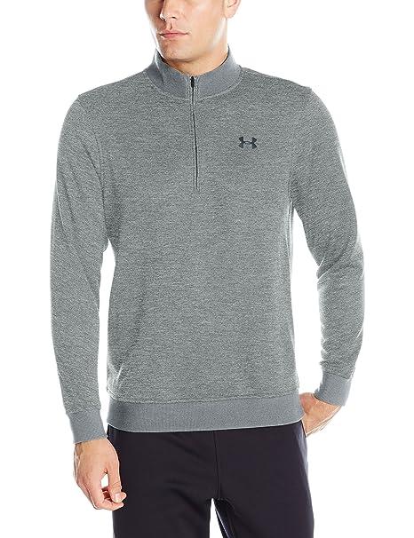 1d436b4b912f Under Armour Men's Storm SweaterFleece ¼ Zip: Amazon.com.au: Sports ...