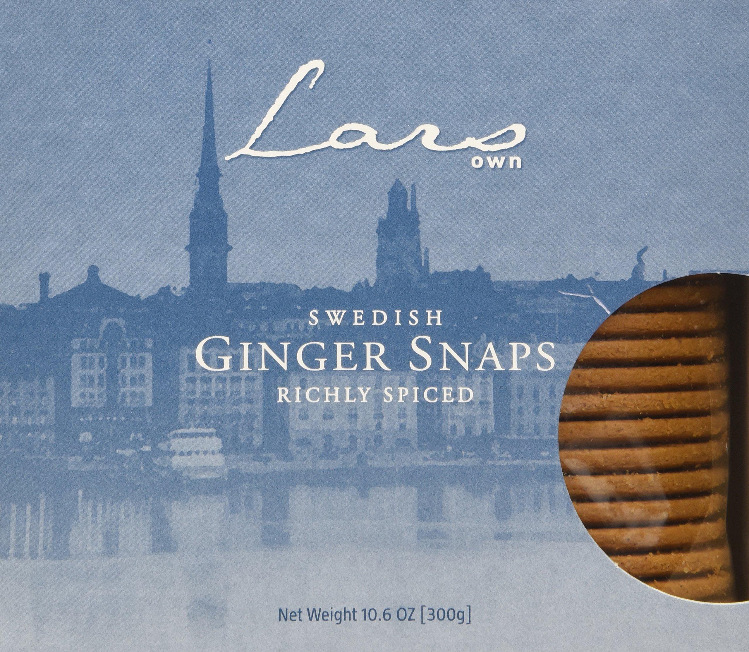 Lars Ginger Snaps