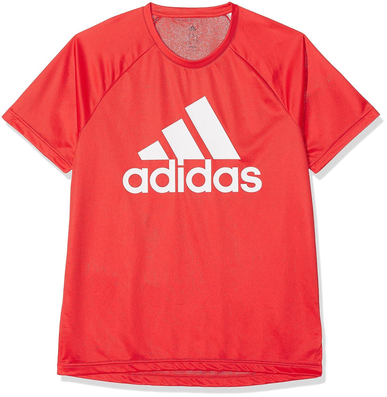 adidas D2m Logo Camiseta, Sin género CE0313