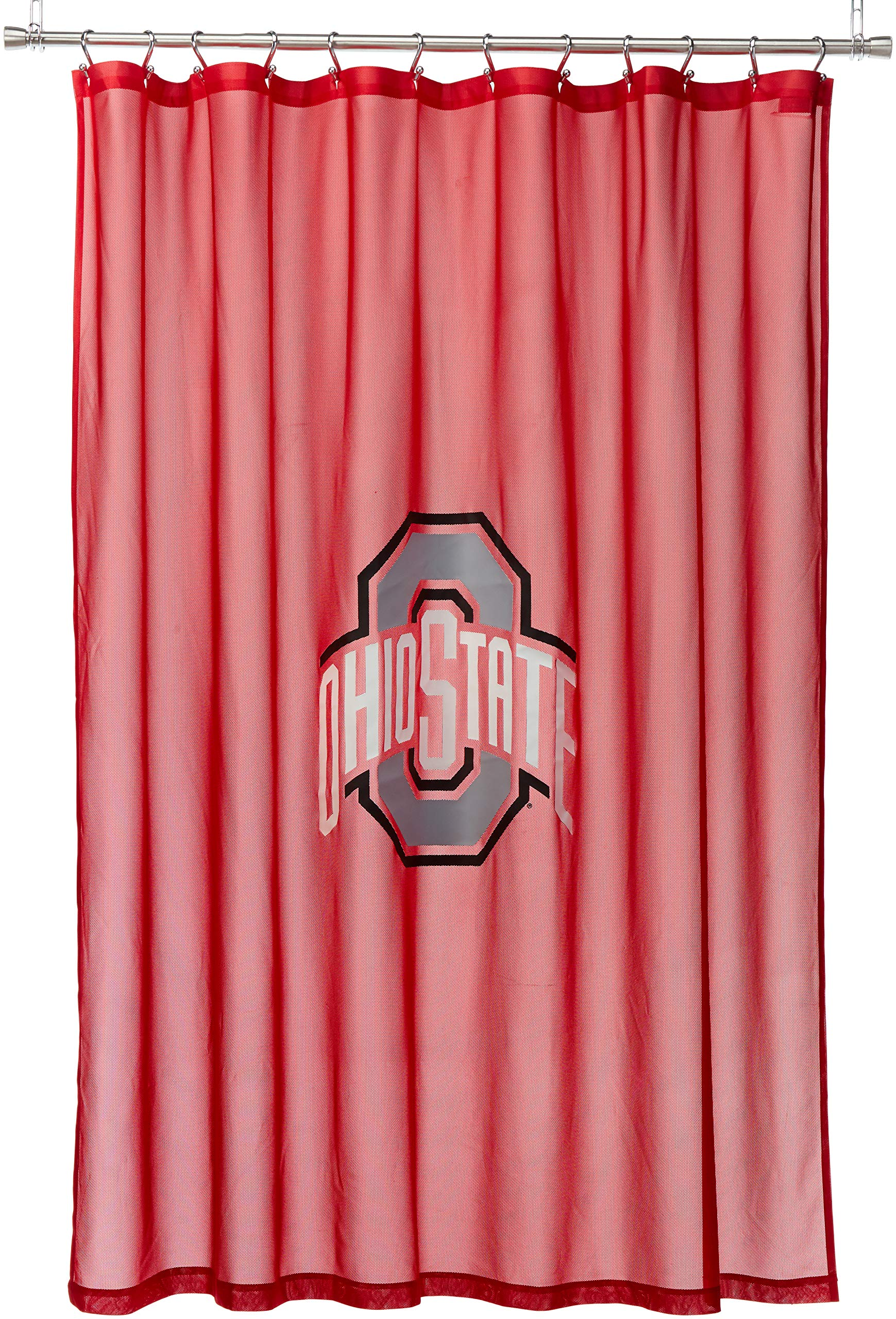 Ohio State Buckeyes Shower Curtain by Sports Coverage
