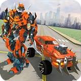car robot transformer - Transforming Robot Car Adventures - City Rescue Bots