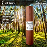 "Pink Butcher Paper Roll - 18 "" x 175' (2100"") Unbleached Unwaxed Uncoated Sheet - USA Made - All Natural FDA Approved Food Grade Smoking Paper - Peach BBQ Meat Wrapping Paper for Beef Briskets"