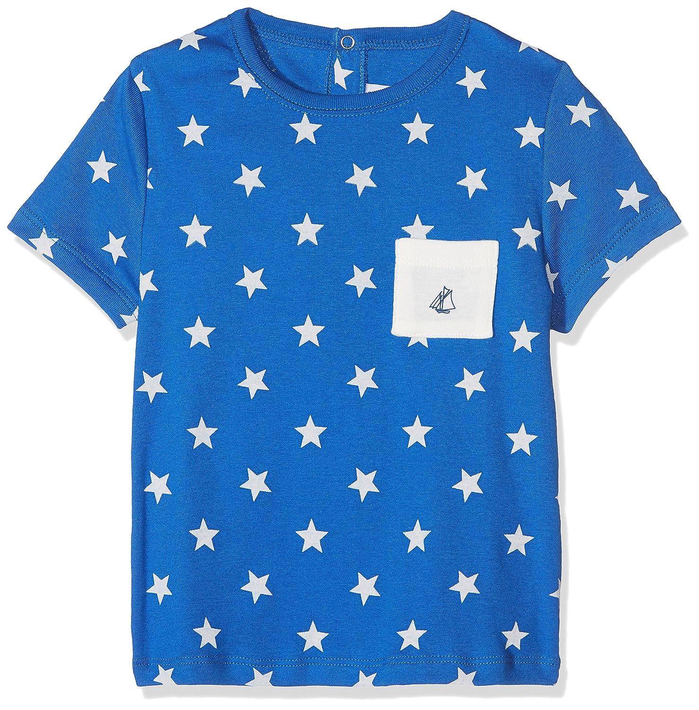 Petit Bateau Camiseta Unisex Beb/é