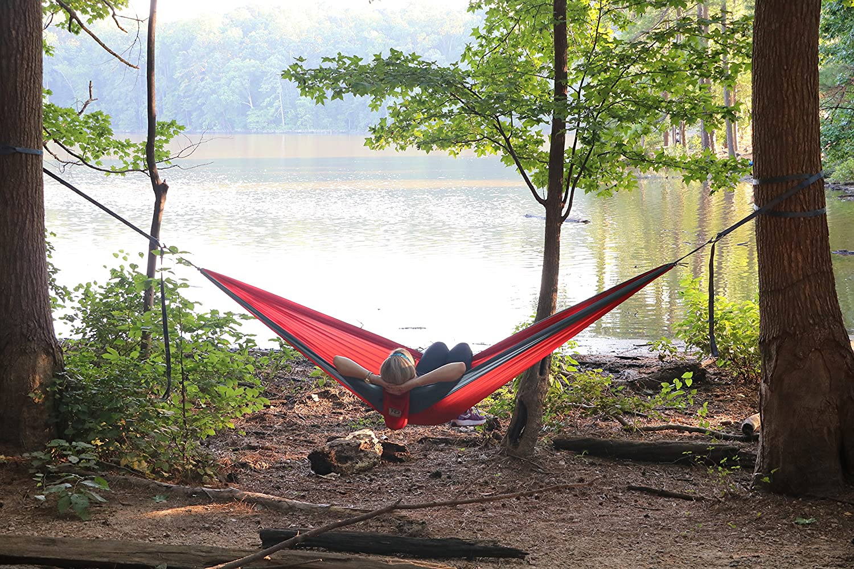 garden twisted amazon khaki green dp hammock com dark outdoor woot double