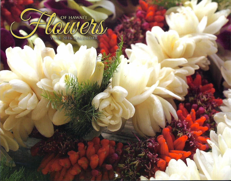 Amazon hawaii flowers calendar 2016 hawaii island tropical amazon hawaii flowers calendar 2016 hawaii island tropical flowers beautiful photographs office products izmirmasajfo