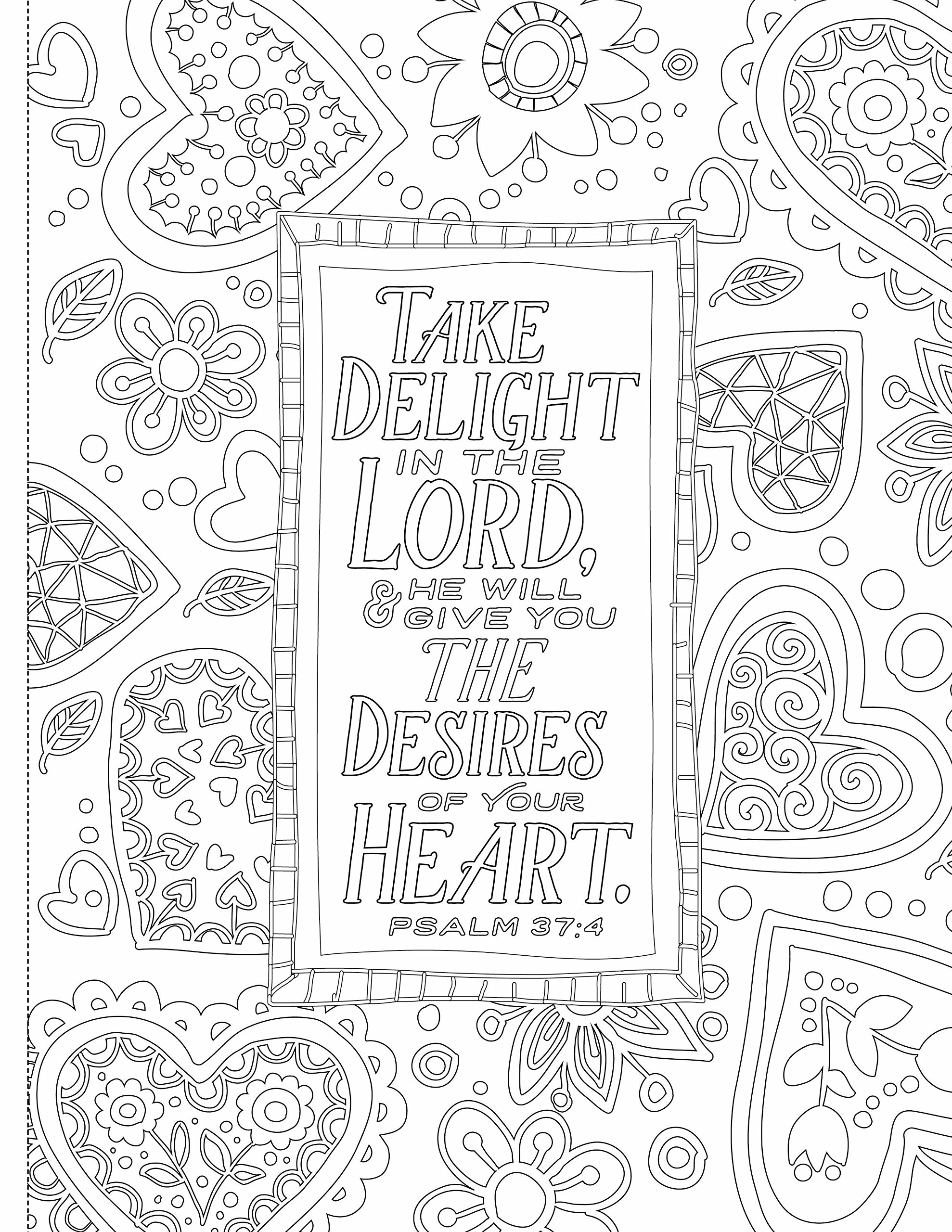 Inspiring Words Coloring Book 30 Verses From The Bible You Can Color Zondervan 9780310757283 Amazon Books