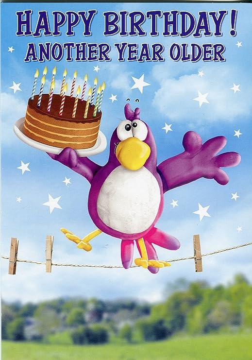 Feliz cumpleaños. Otro año más antiguos - humor divertido ...