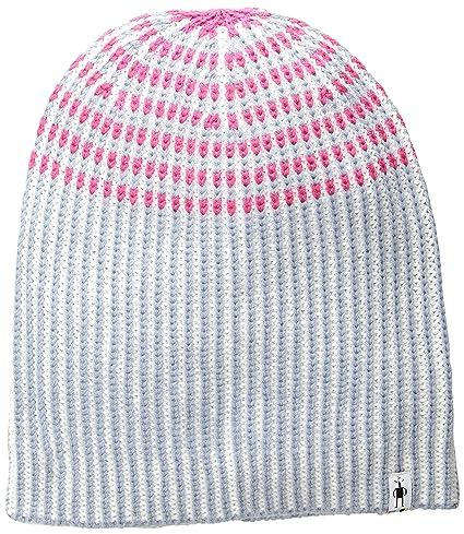ca5f699f7b8 Amazon.com  SmartWool Ribbon Creek Hat (Blue Ice) One Size  Sports ...