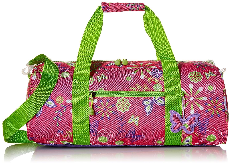 Bixbee Butterfly Garden Duffle Bag, Pink, Large  Amazon.co.uk  Clothing 46fca96d8d