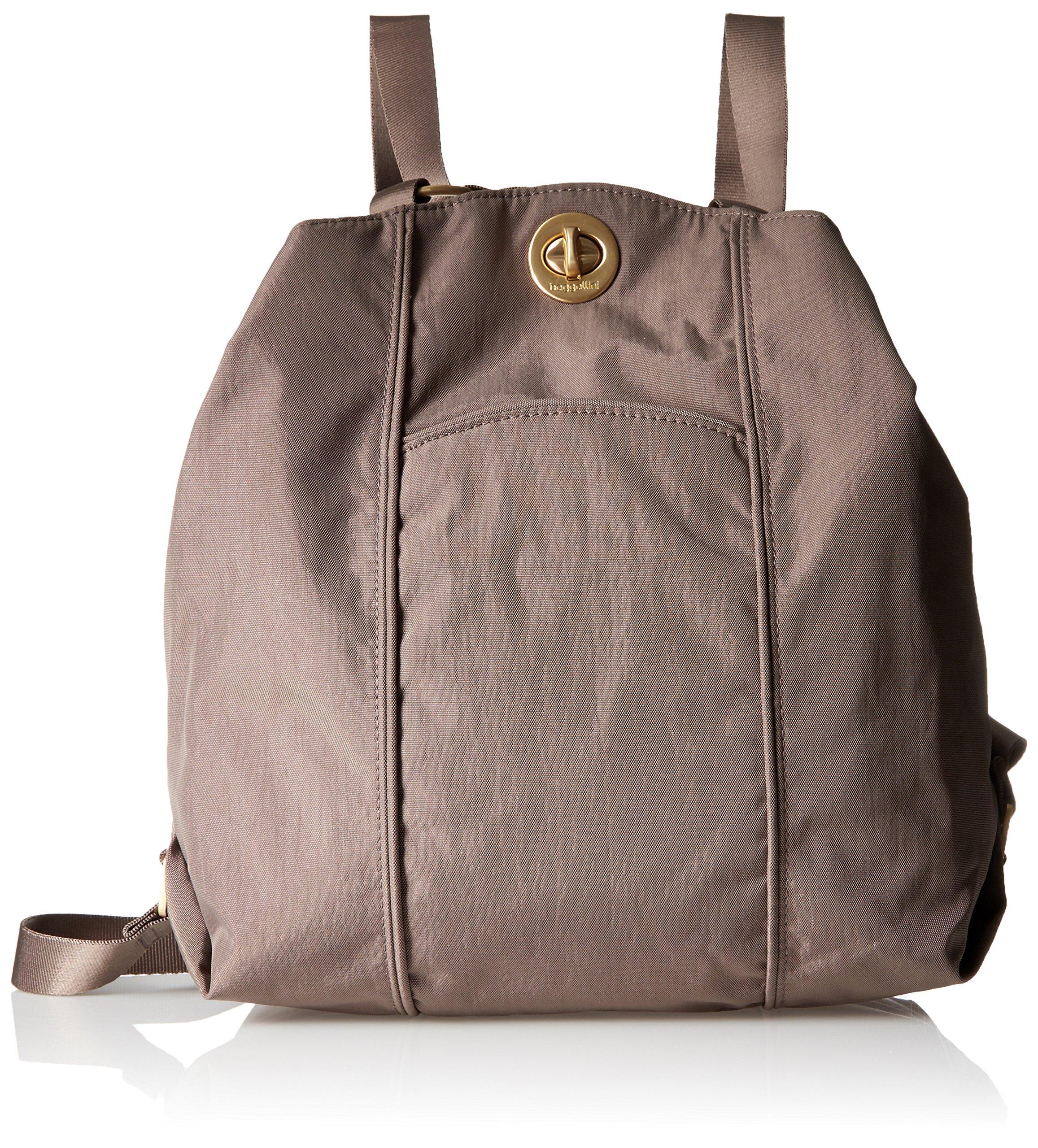 Baggallini Gold International Mendoza POT Back pack, Portobello, One Size