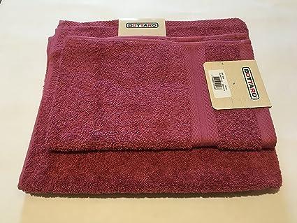 Bottaro, juego de toallas, modelo Elite para cara (70x 115)