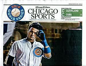 chicago indians cleveland cubs series amazonas buecher zeitung baseball vs newspaper
