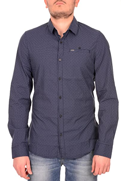 competitive price 4ce6a 4dea2 Guess Camicia Uomo: Amazon.it: Abbigliamento