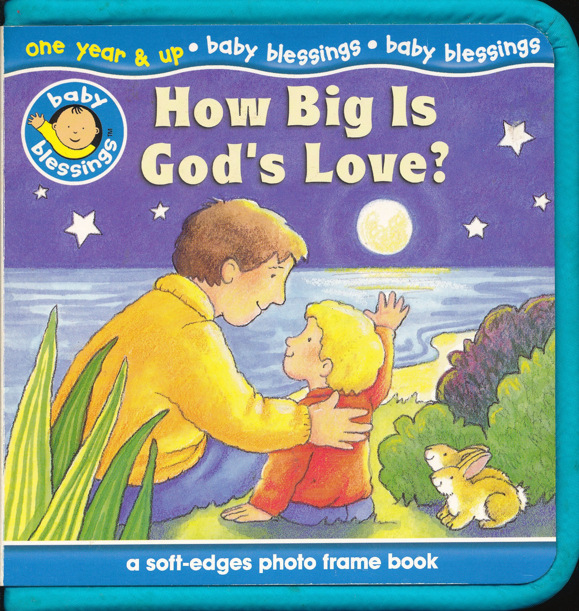 Read Online How Big is God's Love: a Soft-edges Photo Frame Book (Baby Blessings) pdf epub