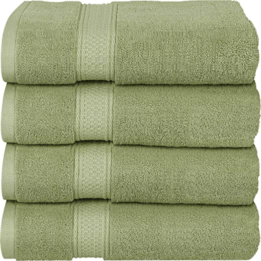 Extreme Comfort Antibacterial Shower Cloth Absorbent Bath Towel Dry Body