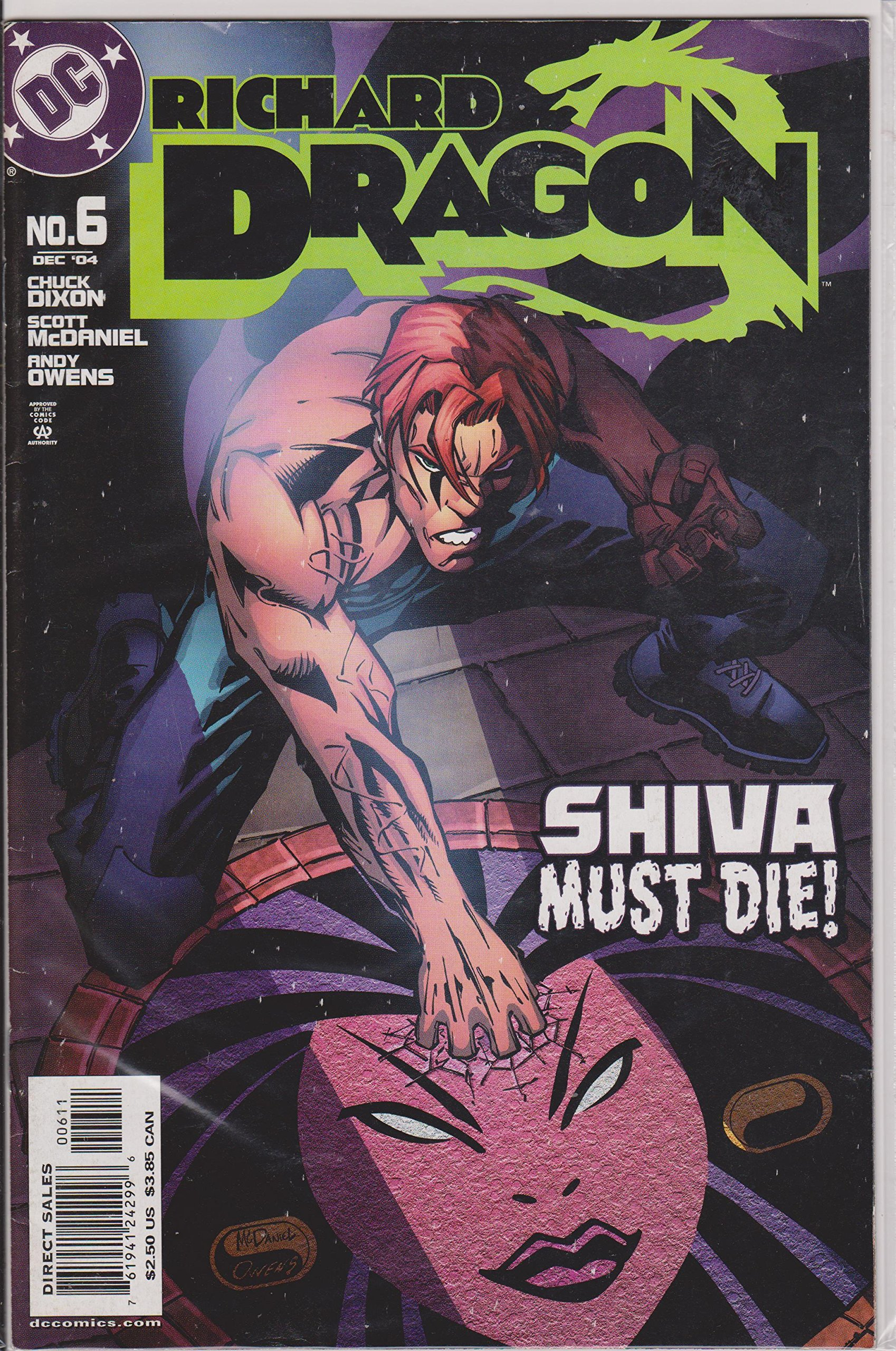 Read Online Richard Dragon #6: Shiva Must Die! ebook