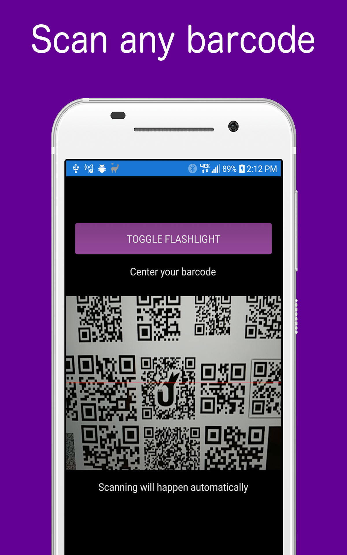 QR Code Scanner: Free QR Code and Barcode Reader - Import It All