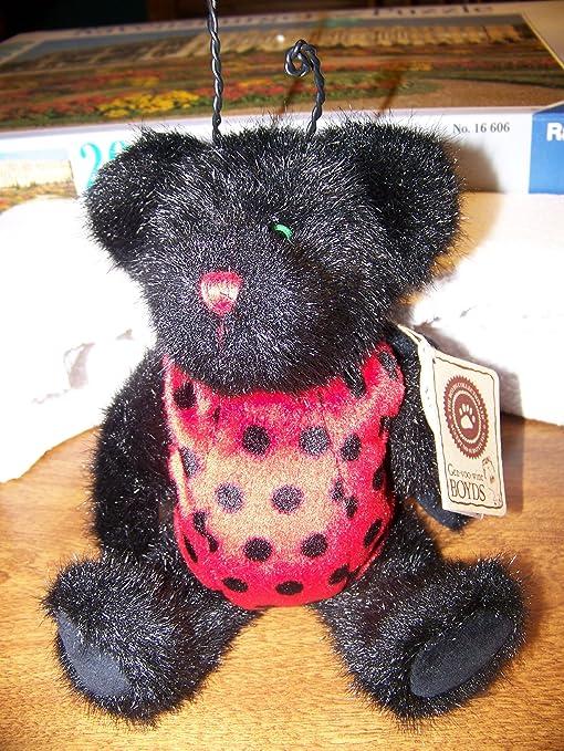 Boyds Ladybug Bear----Dottie B Bug