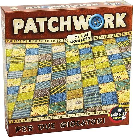 Uplay.it - Patchwork Juego de Mesa: Amazon.es: Juguetes y juegos