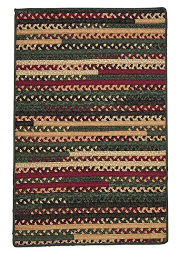 Market Mix Rect Rug, 4 by 6-Feet, Winter