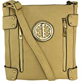 MKF Collection Designer Handbag Fanisa Crossbody Bag Fashion Handbag Shoulder Bag for Woman