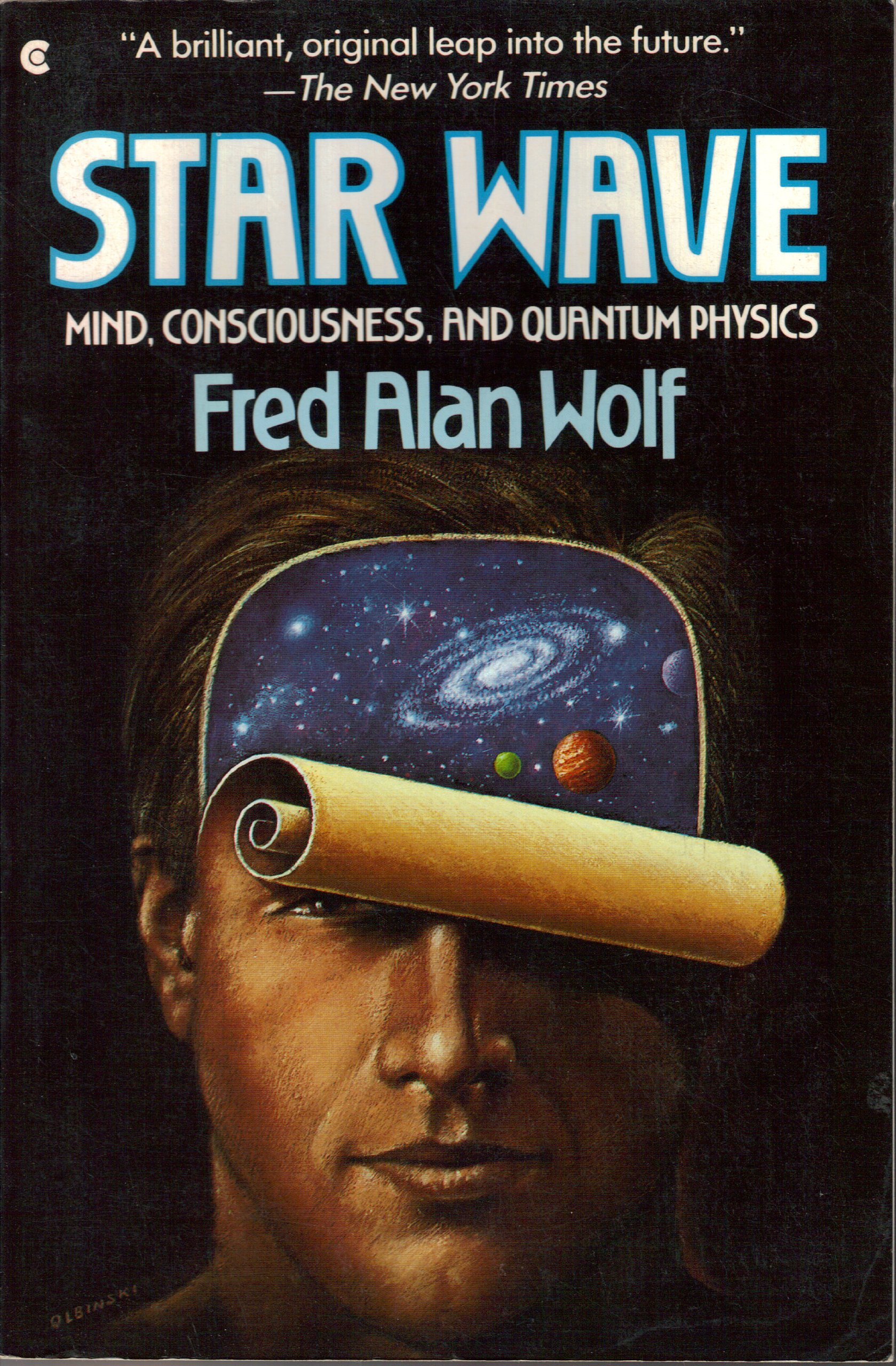 star wave mind consciousness and quantum physics fred alan wolf