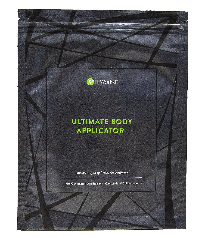 It Works Ultimate Body Applicator - Box of 4 Wraps SETAF