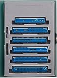 KATO Nゲージ 24系 寝台特急 北斗星 DX編成 基本 6両セット 10-831 鉄道模型 客車