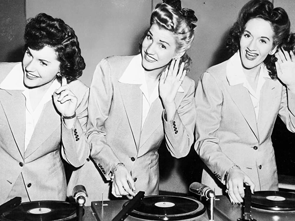 the andrews sisters on amazon music