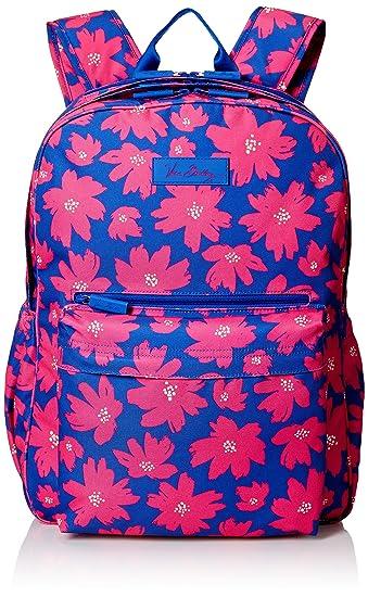 9b76215e8ff6 Amazon.com  Vera Bradley Women s Lighten up Grande Laptop Backpack ...