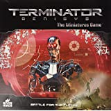 Terminator Genisys - The Miniatures Game - Battle For The Future