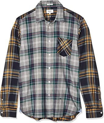 Pepe Jeans Camisa Cuadros para Hombre