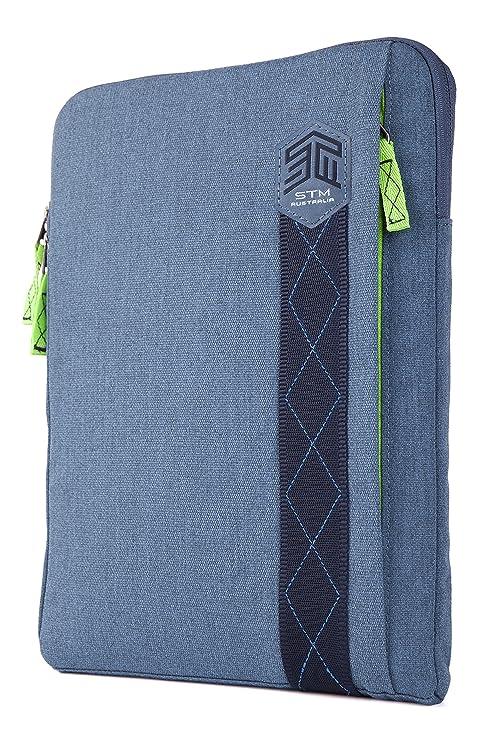 amazon com stm ridge sleeve for 11 inch latop china blue stm 214
