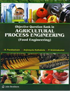Buy Objective Questions in Food Process Engineering Book Online at