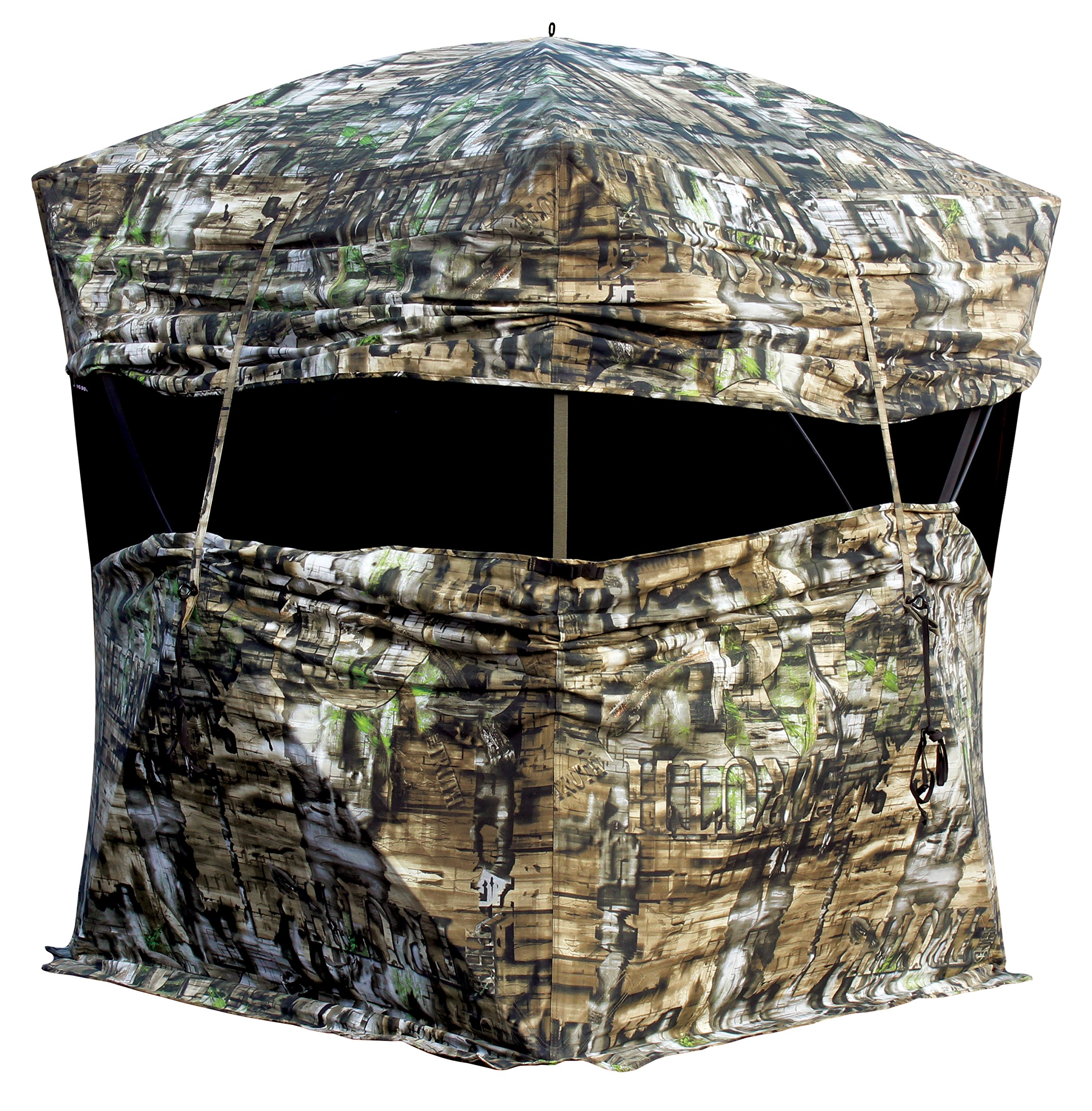 Primos Double Bull Bullpen Ground Blind, Camouflage by Primos