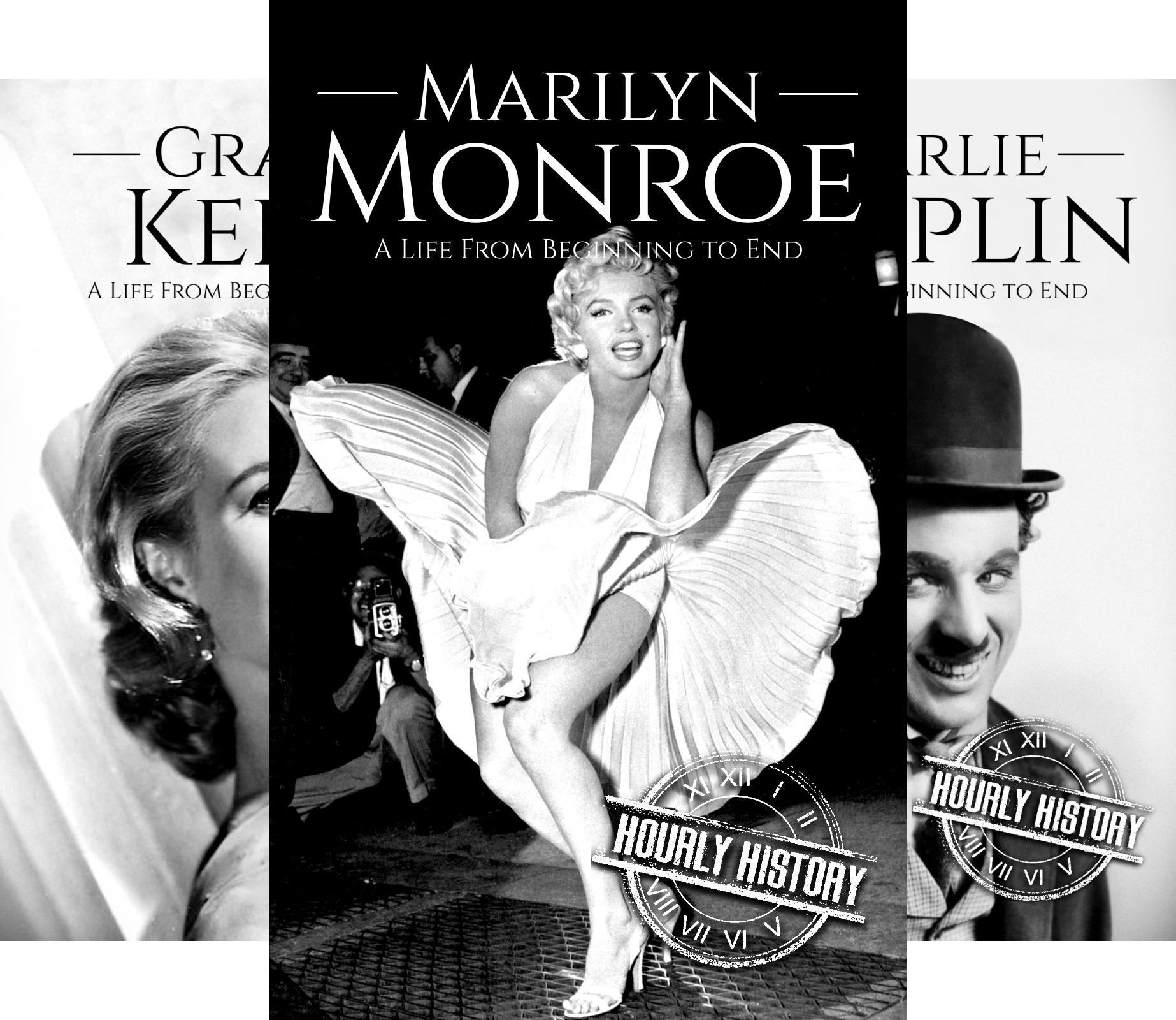 Biographies of Actors (4 Book Series)