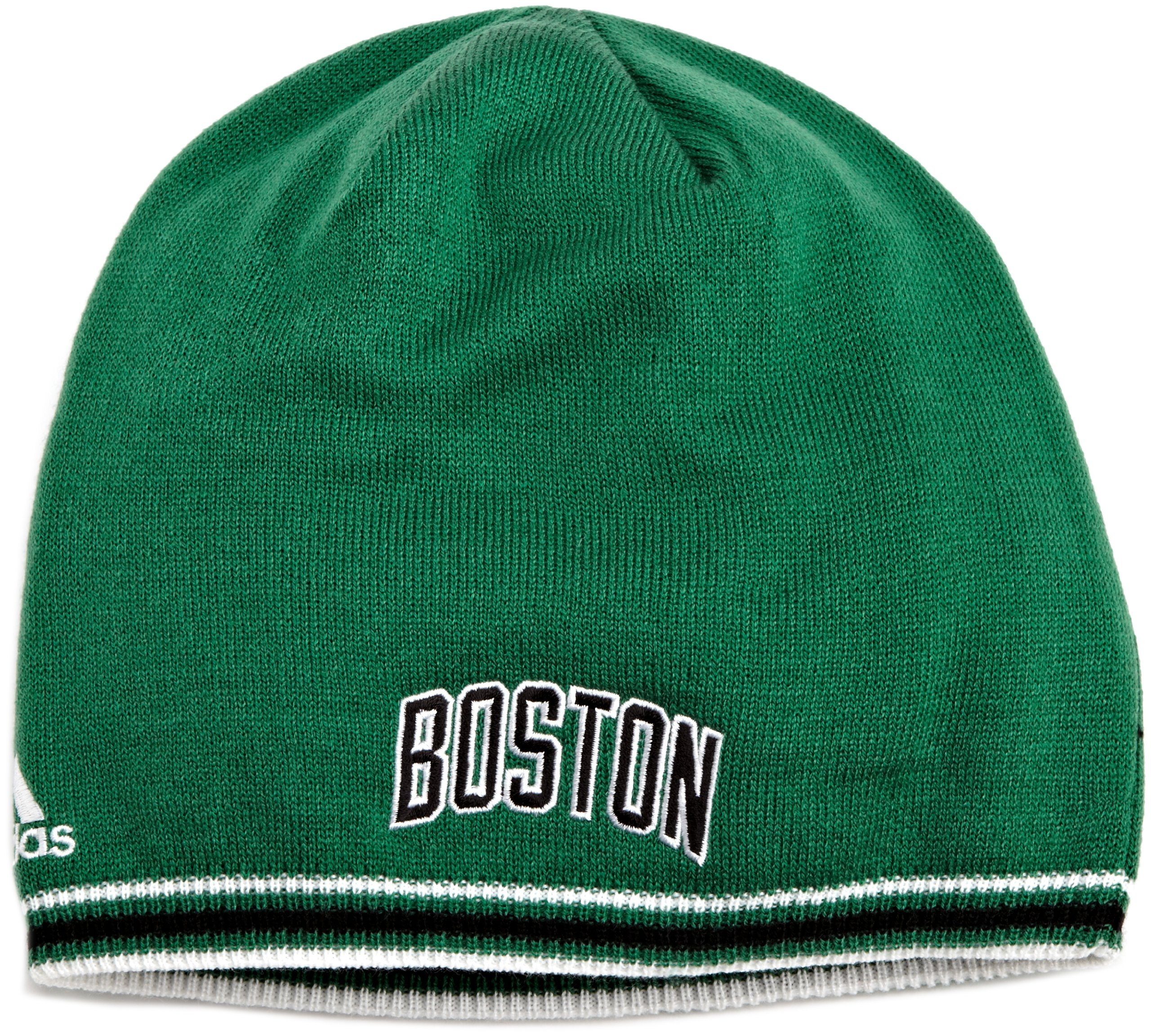 NBA Authentic Team Knit Hat - Kf12Z, Boston Celtics, One Size , Boston Celtics , Kelly Green