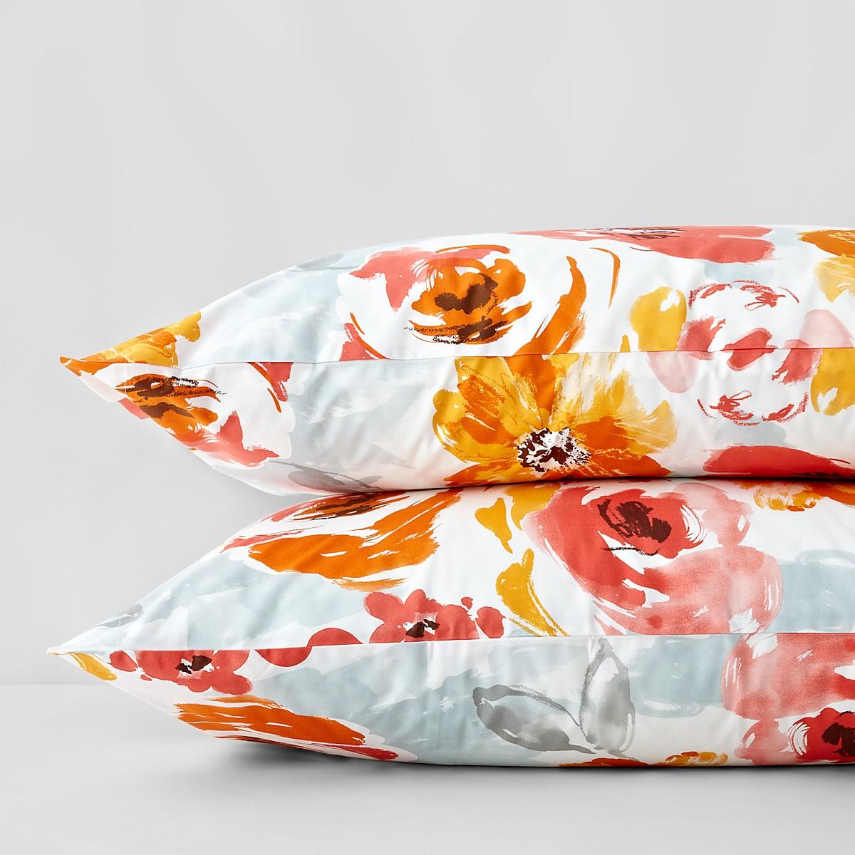 Anne de Solene Standard Pillowcases, Pair | Bloomingdale's