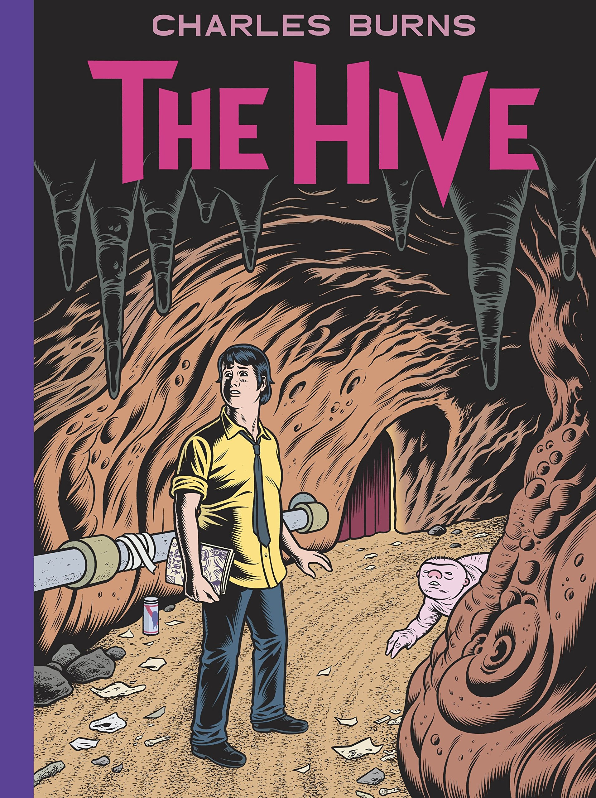 Read Online The Hive (Pantheon Graphic Library) pdf