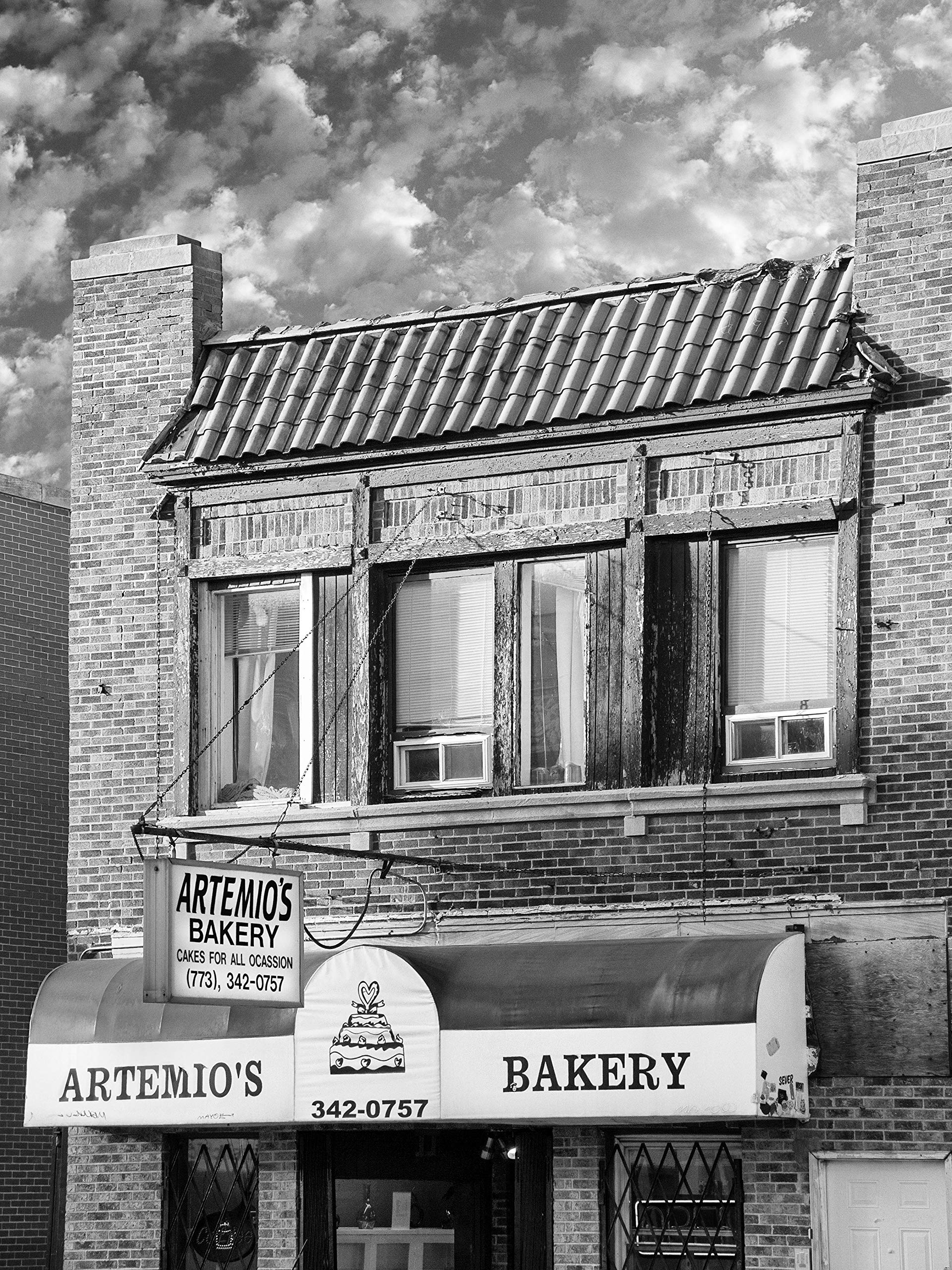 ANTIQUE BAKERY Chicago Bakery