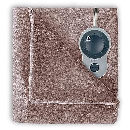 6758d92fee Amazon.com  Sunbeam Heated Blanket