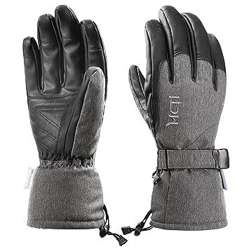 b0d164cb0694ef MCTi Skihandschuhe Herren Winter Ski Snowboard Handschuhe ...