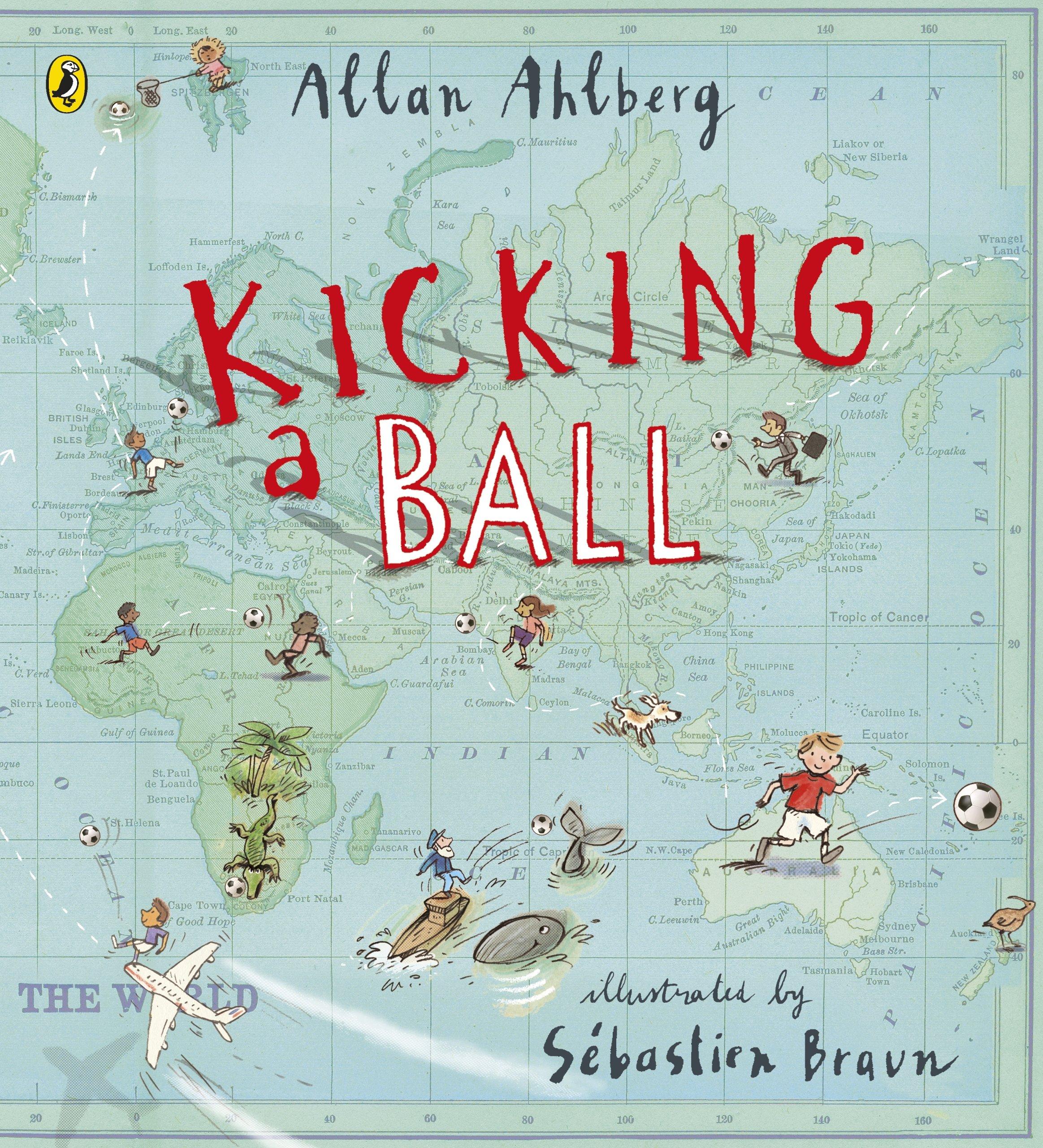 Download Kicking a Ball PDF