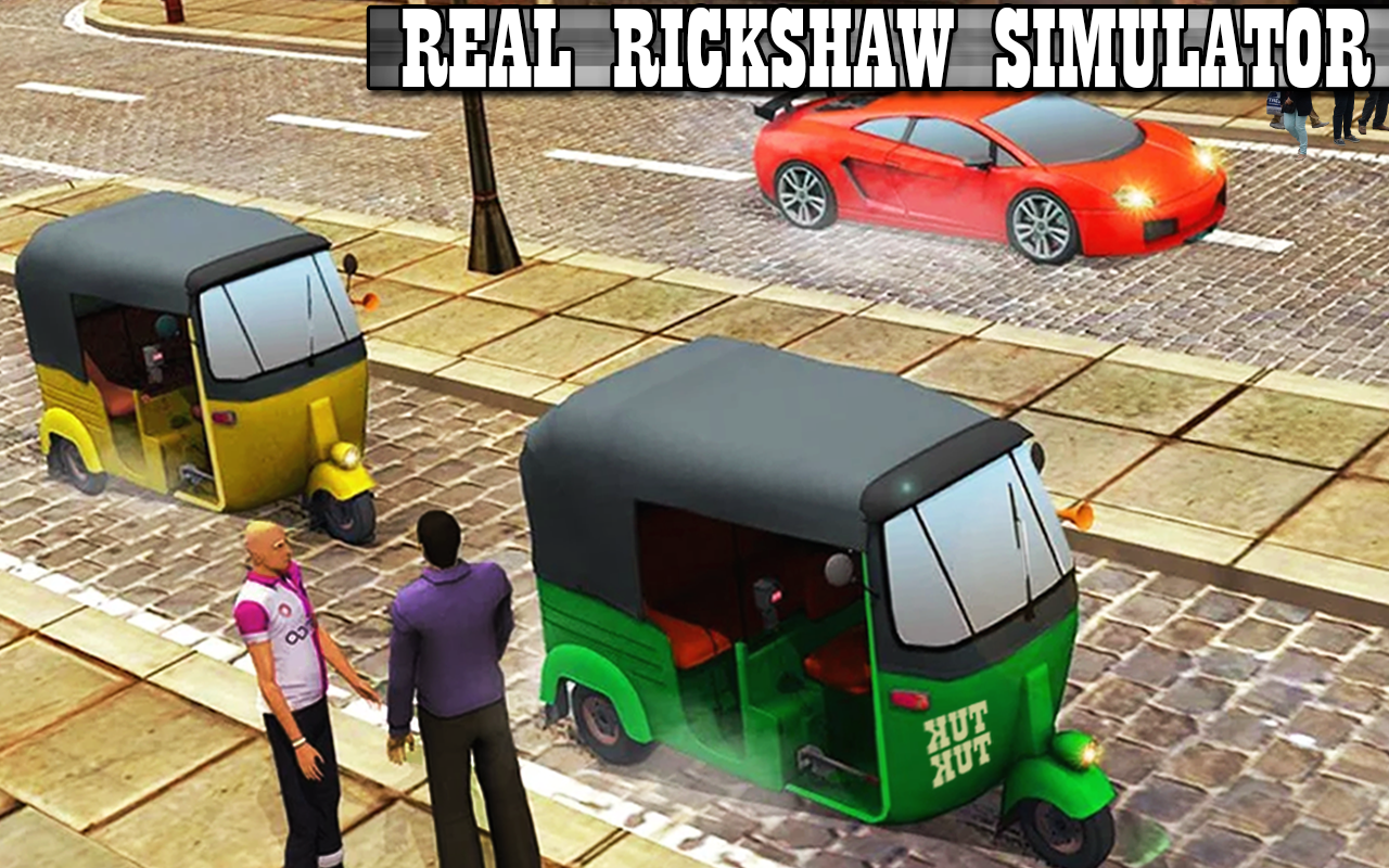 Auto Rickshaw Simulator Game Free Download
